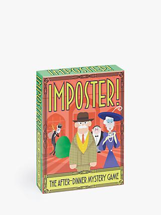 Clarendon Games Imposter! Party Game