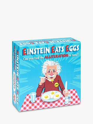 Clarendon Games Einstein Eats Eggs Charades Game