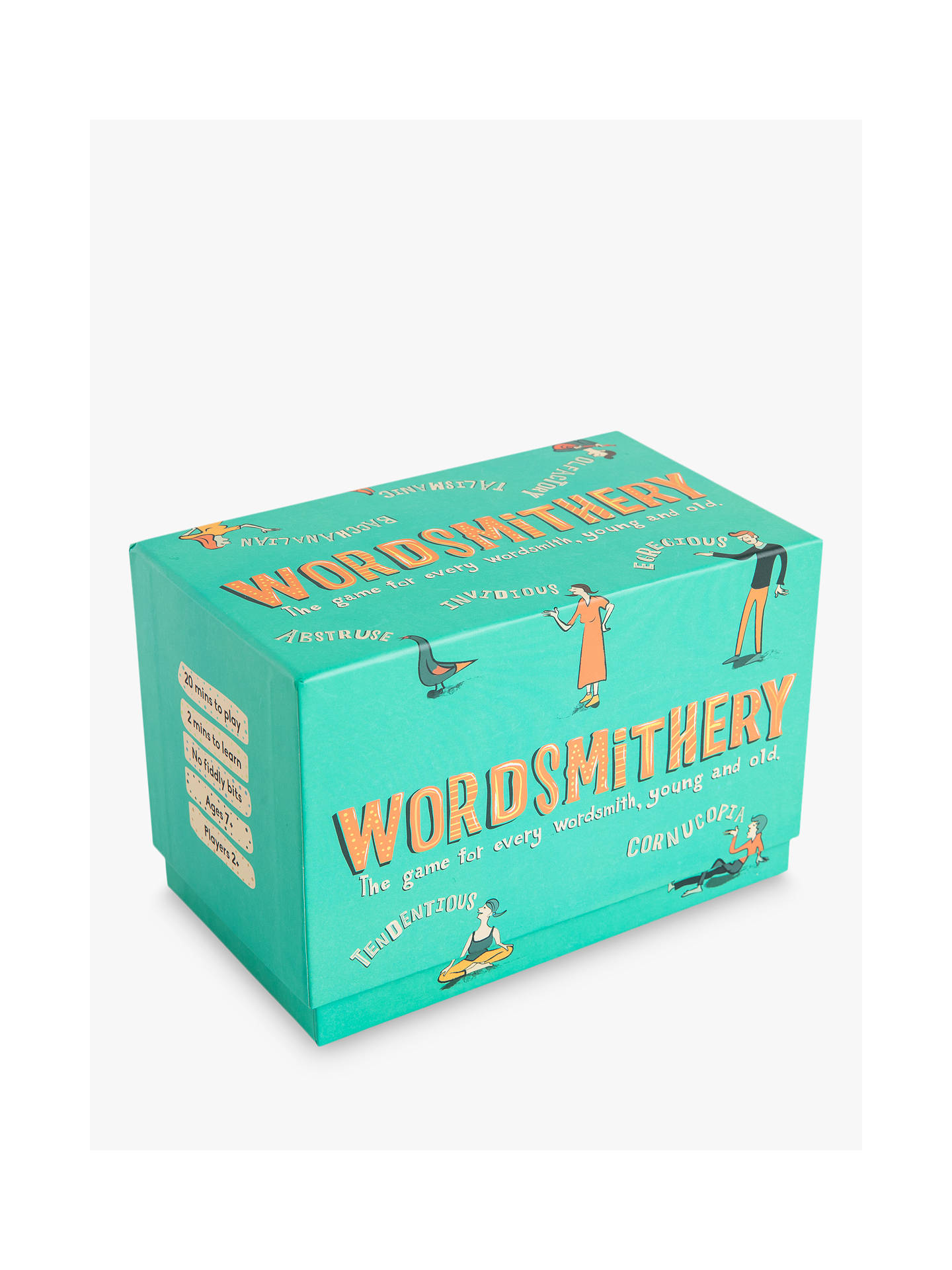 Buy Clarendon Games Wordsmithery Game Update Online at johnlewis.com