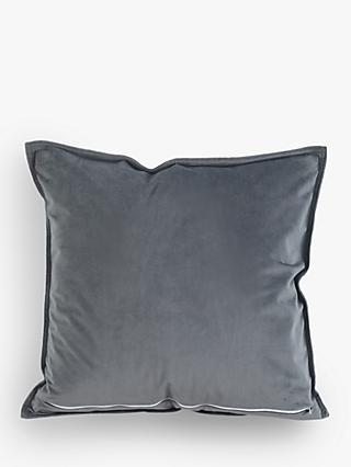 MM Linen Bee Cushion Cover, Grey