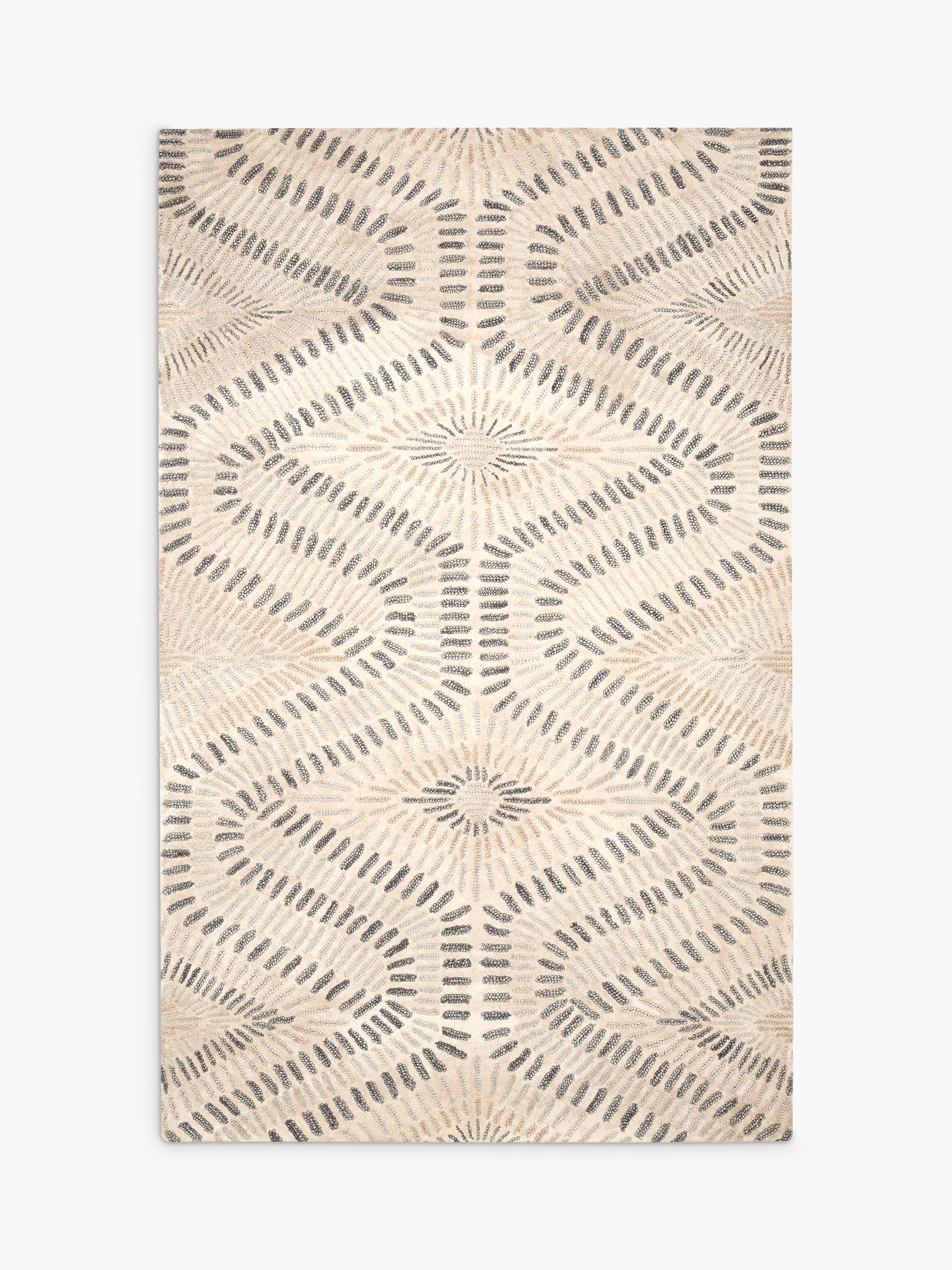 Pottery Barn Kids Safari Wool Rug, Grey