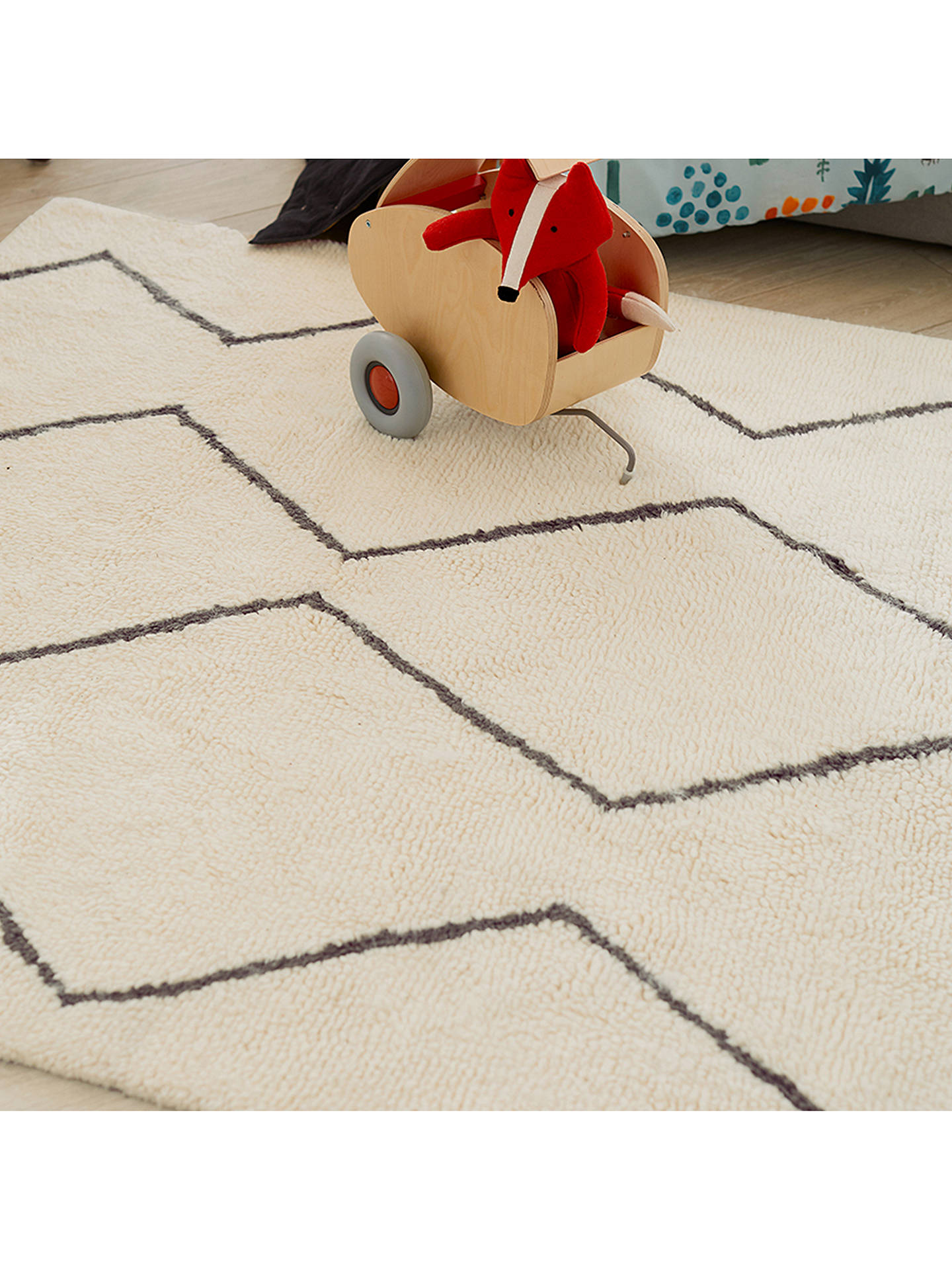 Pottery Barn Kids Baby Souk Wool Rug