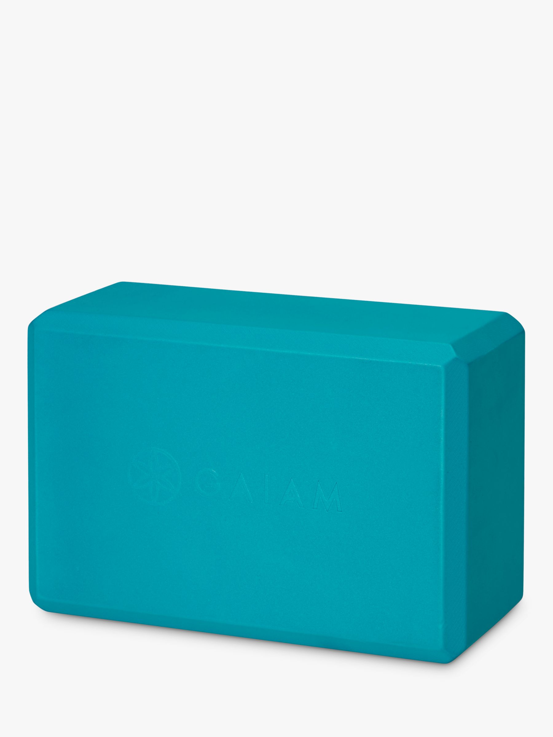 Gaiam Gaiam Essentials Yoga Block, Vivid Blue