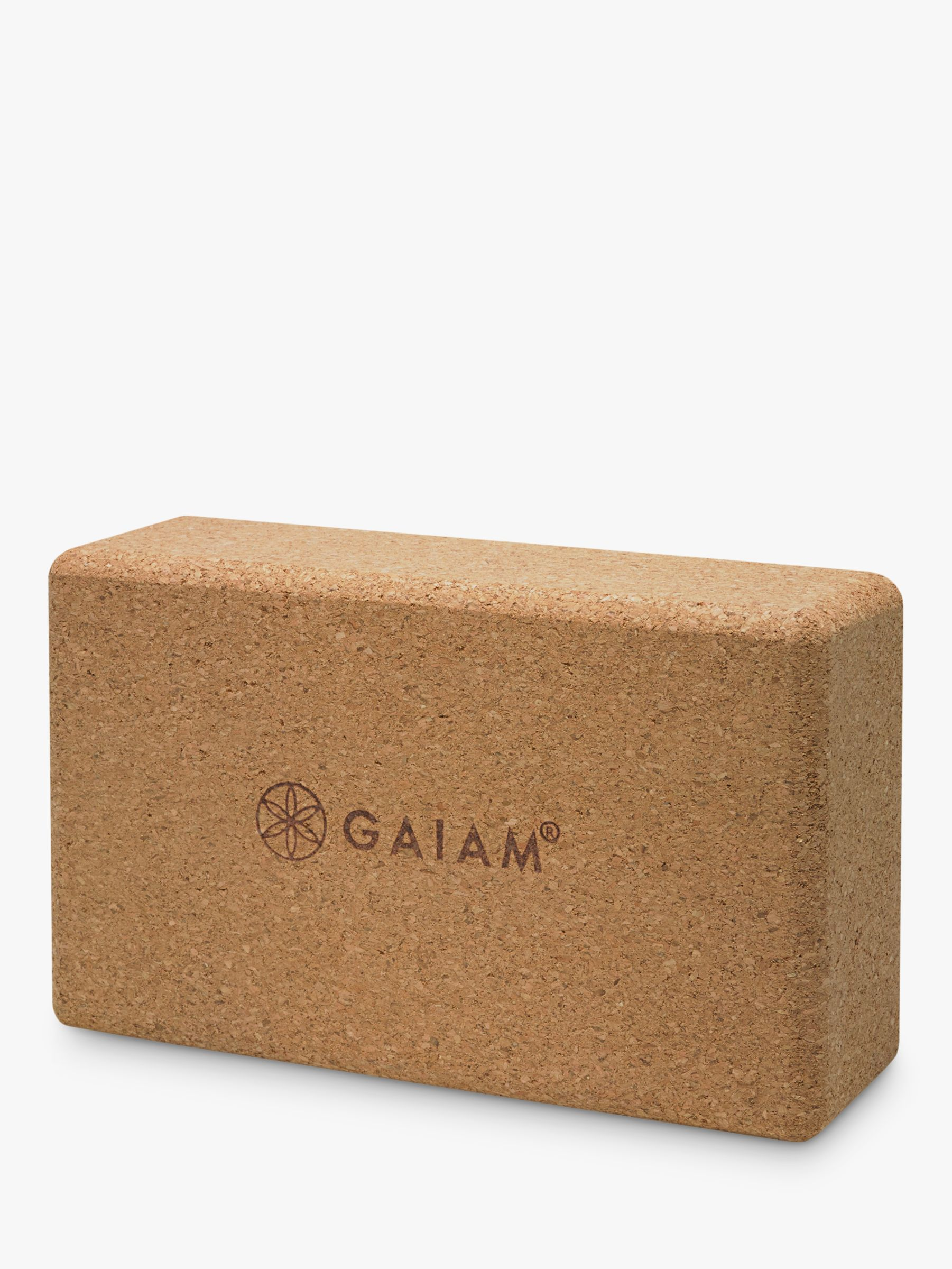 Gaiam Gaiam Cork Yoga Block