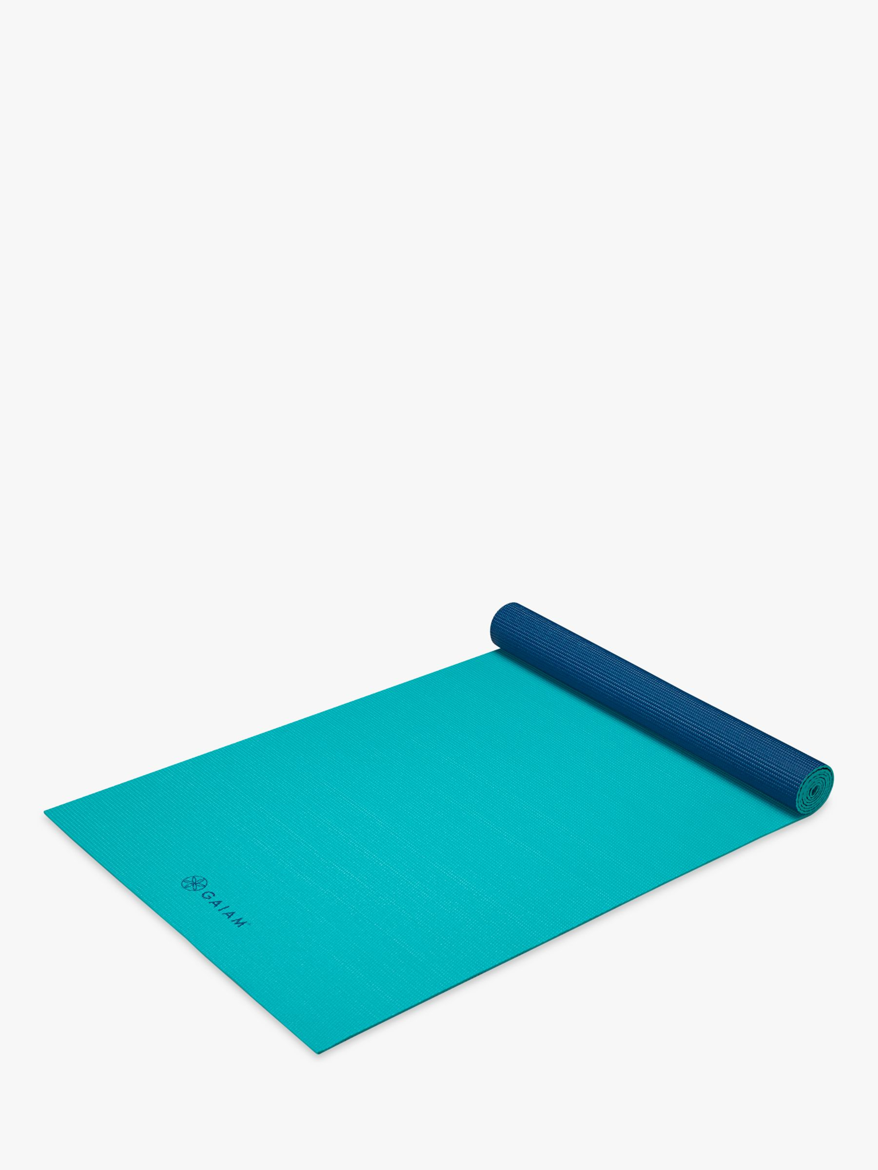 Gaiam Gaiam 4mm Yoga Mat, Open Sea