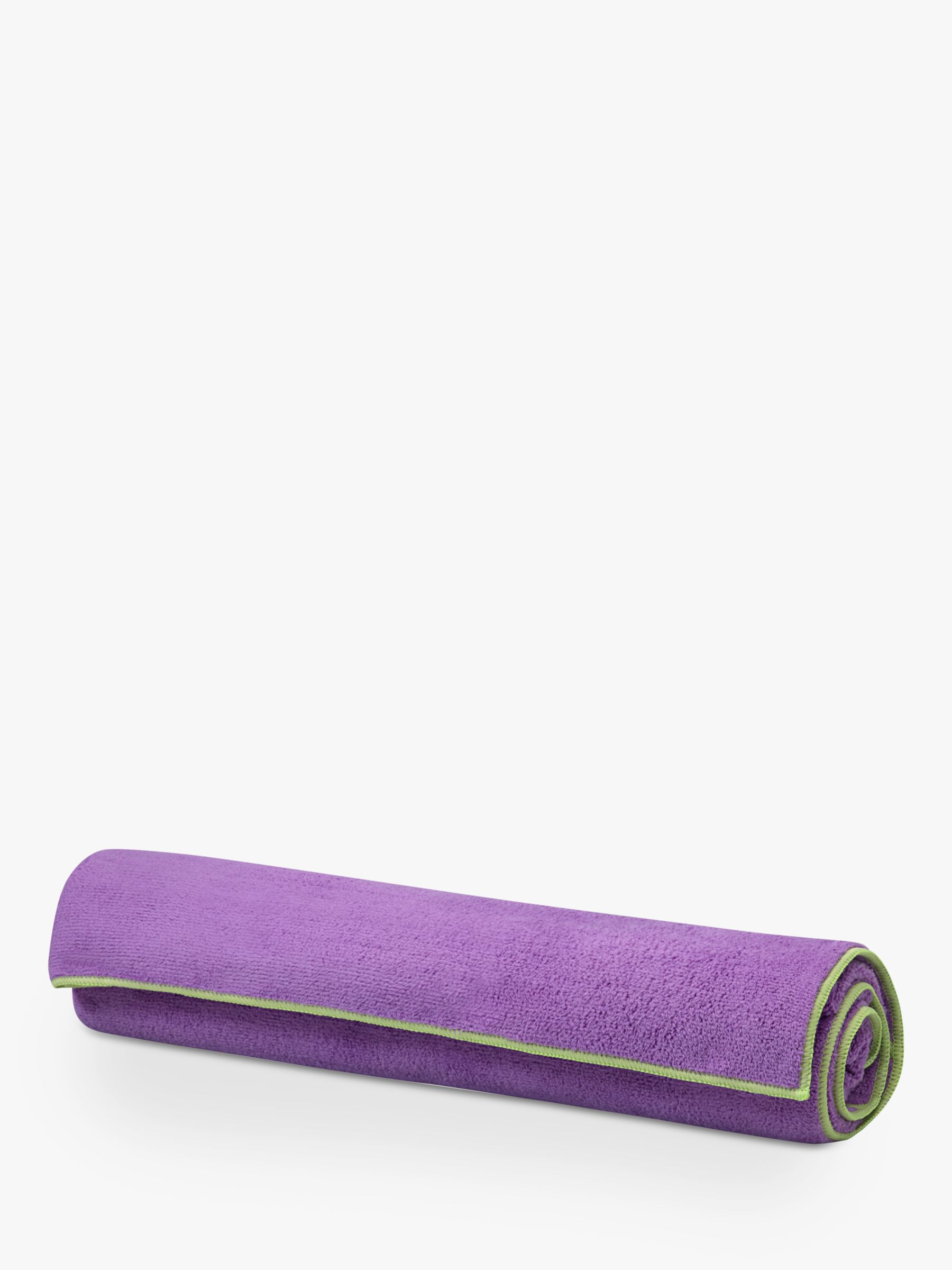 Gaiam Gaiam Stay-Put Yoga Mat, Purple