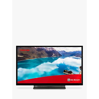 Toshiba 24WL3A63DB (2019) LED HD Ready 720p Smart TV, 24