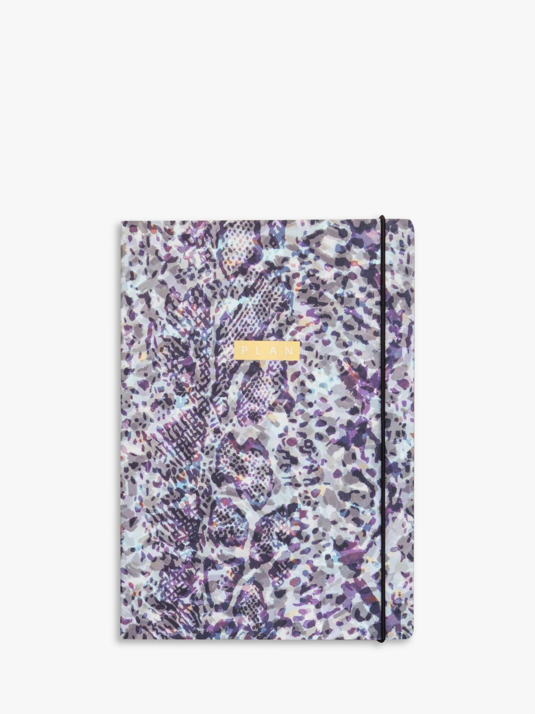 Portico Portico A5 Flexible Snake Print Notebook