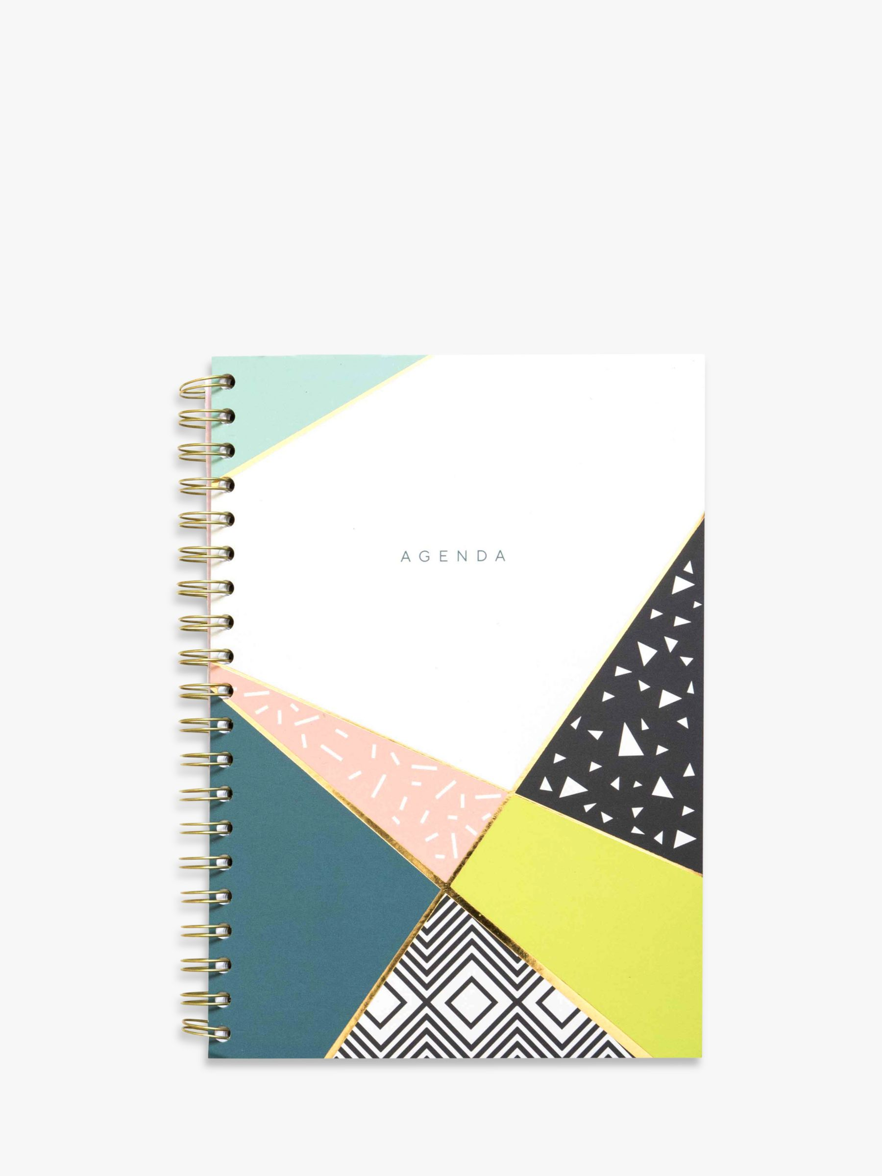 Portico Portico B5 Spiral Pastel Notebook