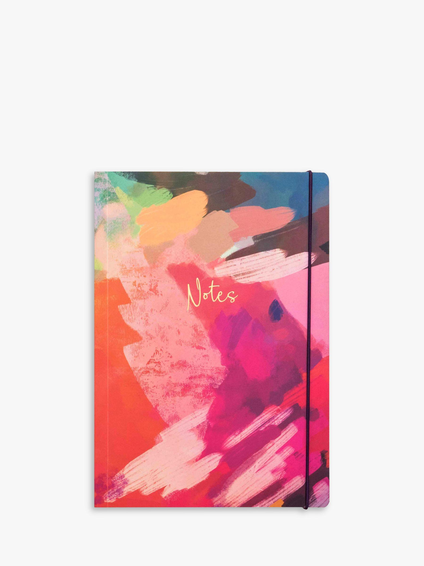 Portico Portico B5 Flexible Colour Splash Notebook