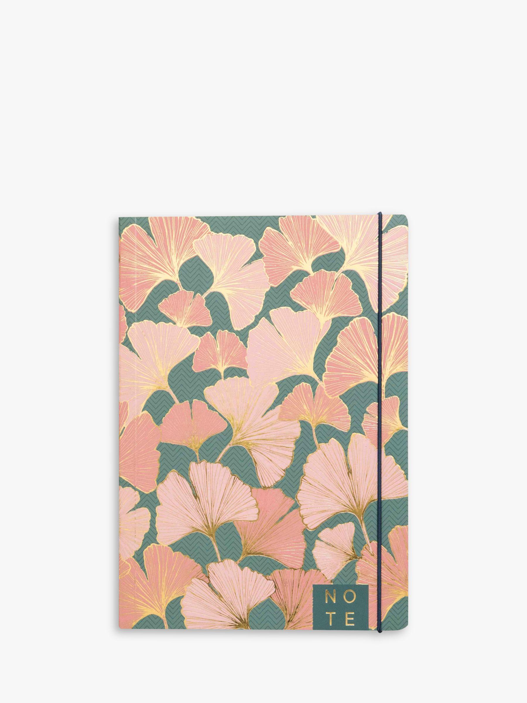 Portico Portico B5 Flexible Flowers Notebook
