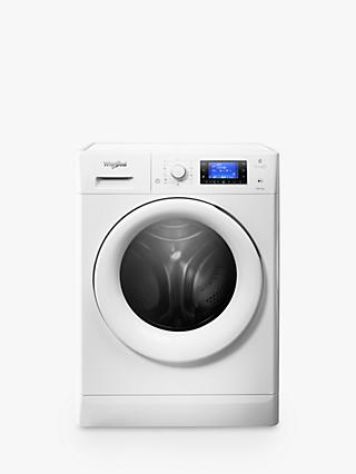 Whirlpool FWDD1071681W Freestanding Washer Dryer 10kg Wash/7kg Dry Load, A Energy Rating, White
