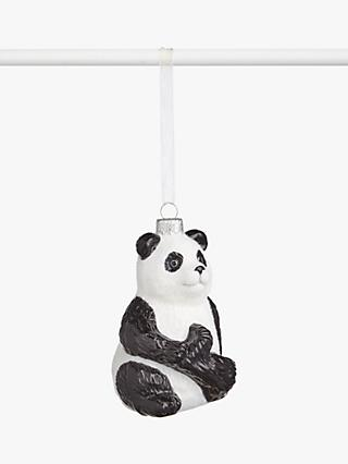 John Lewis & Partners ABC Panda Bauble