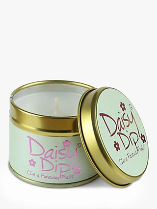 Lily-flame Daisy Dip Mini Scented Tin Candle, 115g