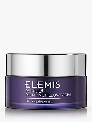 Elemis Peptide4 Plumping Pillow Facial Hydrating Sleep Mask, 50ml