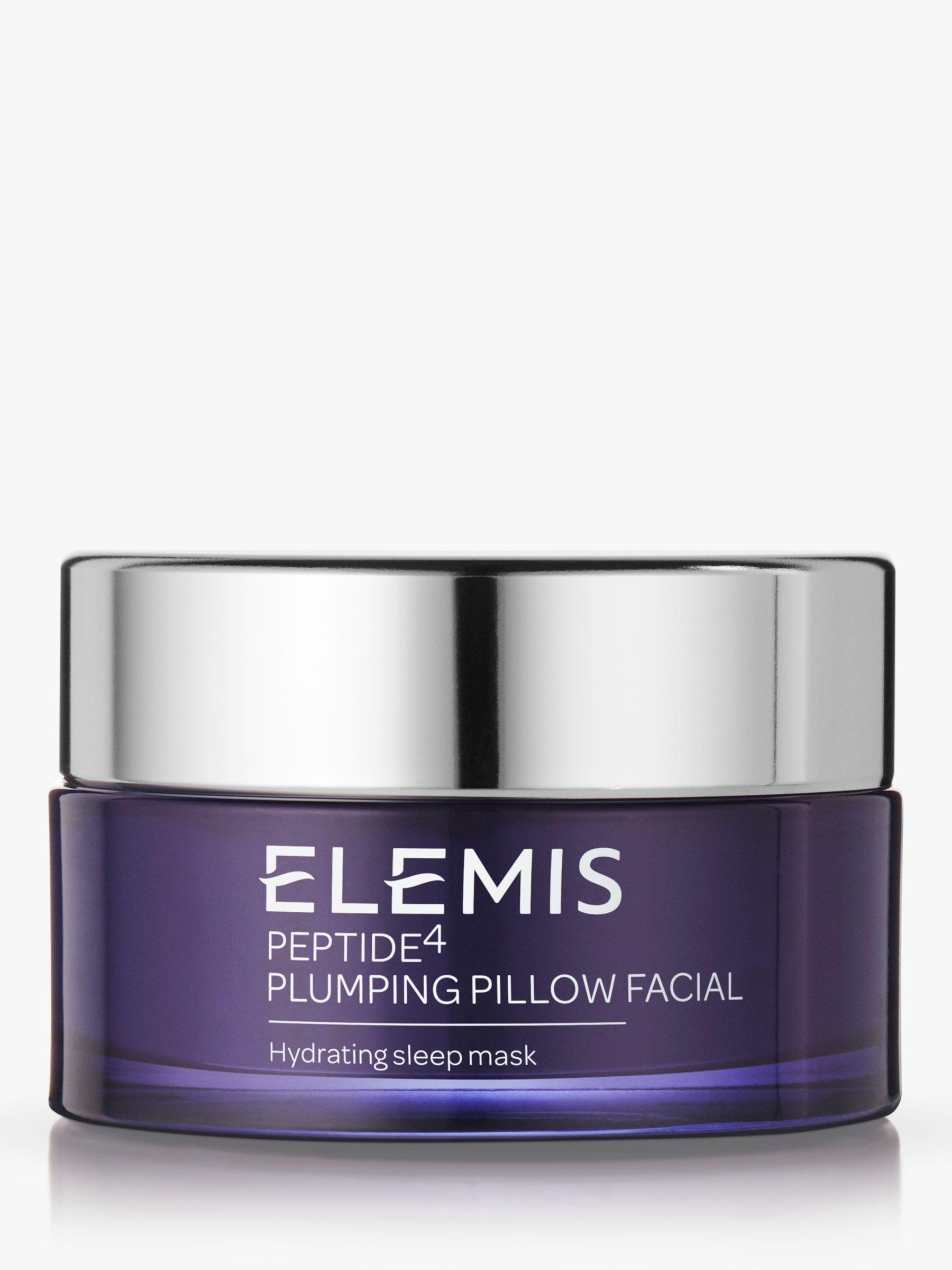 Elemis Elemis Peptide4 Plumping Pillow Facial Hydrating Sleep Mask, 50ml