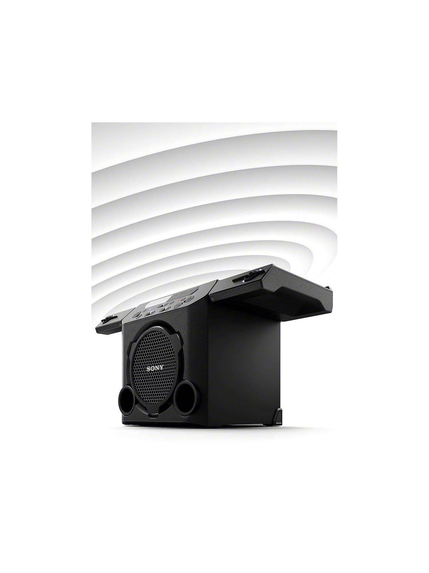 Sony GTK-PG10 Outdoor Wireless Bluetooth Speaker