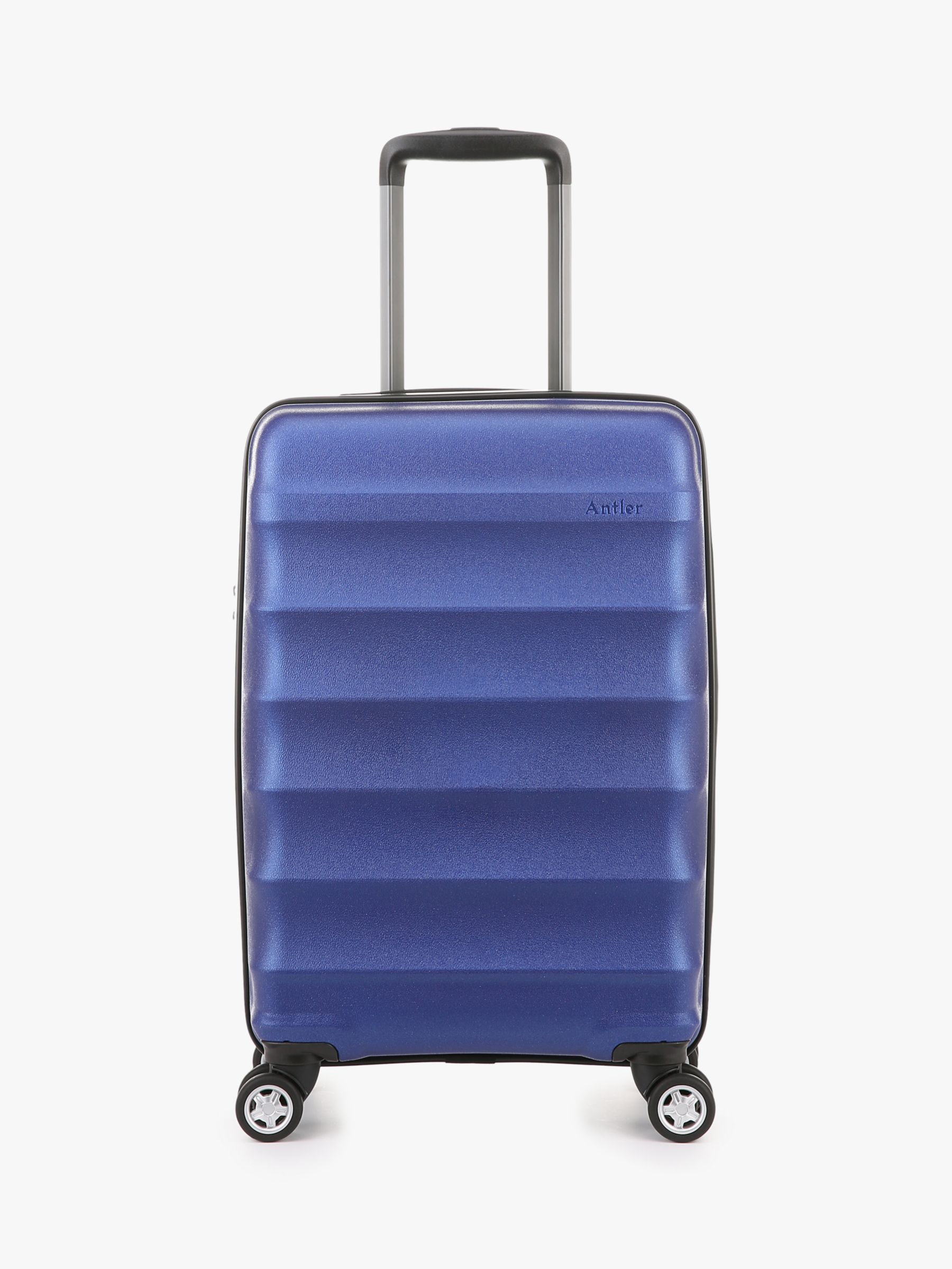 Antler Antler Juno Metallic 4-Wheel 56cm Cabin Suitcase