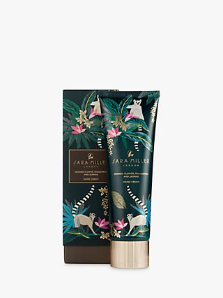 Sara Miller Orange Flower, Frangipani & Jasmine Hand Cream
