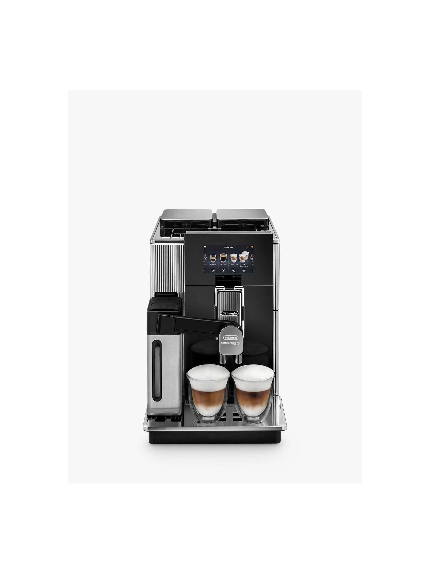 Delonghi Epam96075gi M Maestosa Bean To Cup Coffee Machine Black