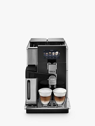 De'Longhi EPAM960.75.Gi M Maestosa Bean-to-Cup Coffee Machine, Black