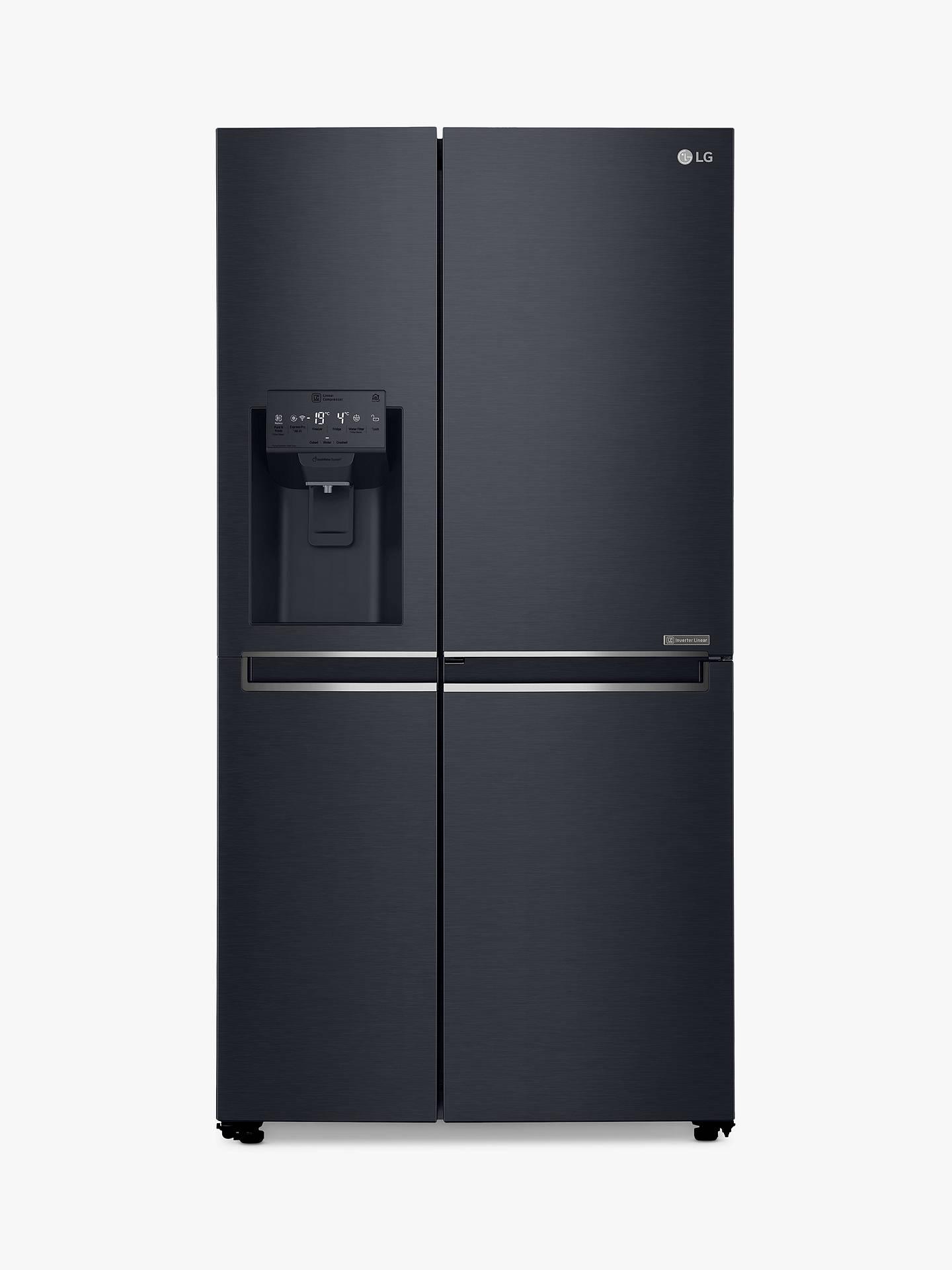 lg gsl760mcxv american style fridge freezer a energy. Black Bedroom Furniture Sets. Home Design Ideas