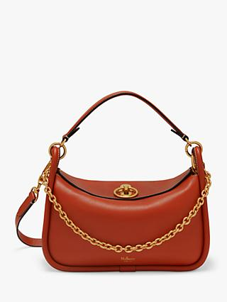 Mulberry Small Leighton Silky Calf Leather Shoulder Bag