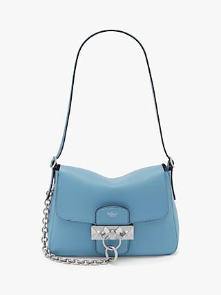 Mulberry Mini Keeley Heavy Grain Leather Shoulder Bag