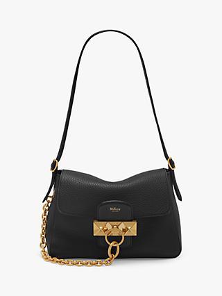 2d3c61b4d44ba1 Mulberry Mini Keeley Heavy Grain Leather Shoulder Bag