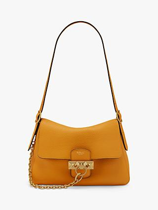 Mulberry Keeley Heavy Grain Leather Shoulder Bag