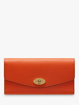 Mulberry Darley Small Classic Grain Leather Wallet