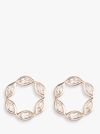 Emily Mortimer Jewellery Halcyon Round Stud Earrings