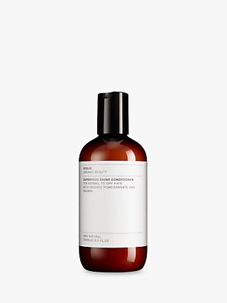 Evolve Organic Beauty Superfood Shine Natural Conditioner