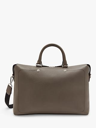 Mulberry City Heavy Grain Leather Briefcase