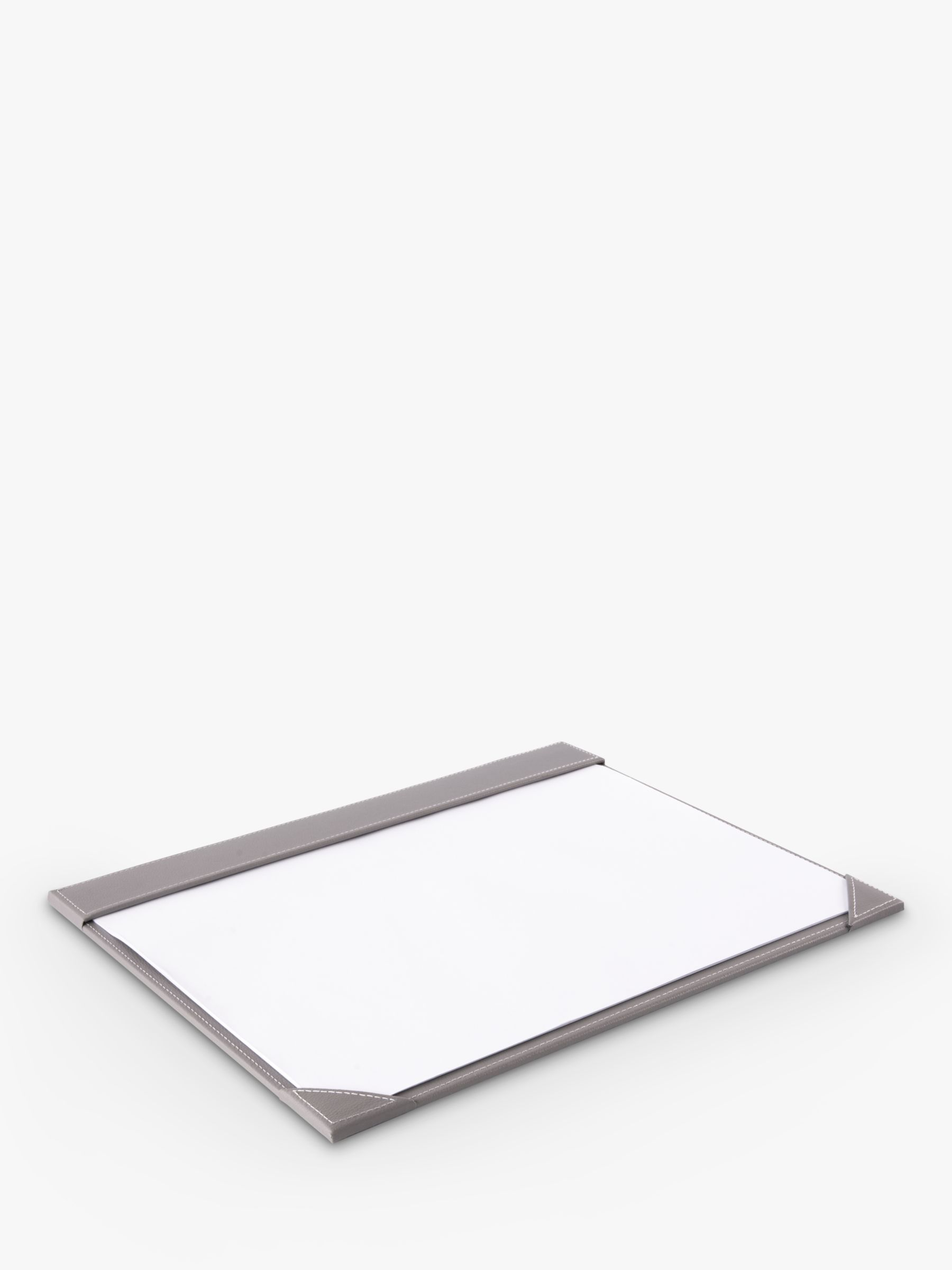 Osco Osco Faux Leather A3 Desk Mat Notepad