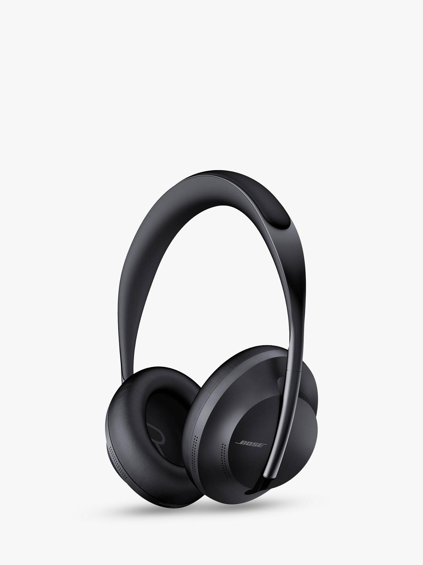 Bose® 700 Noise Cancelling Over-Ear Wireless Bluetooth Headphones with  Mic/Remote, Black
