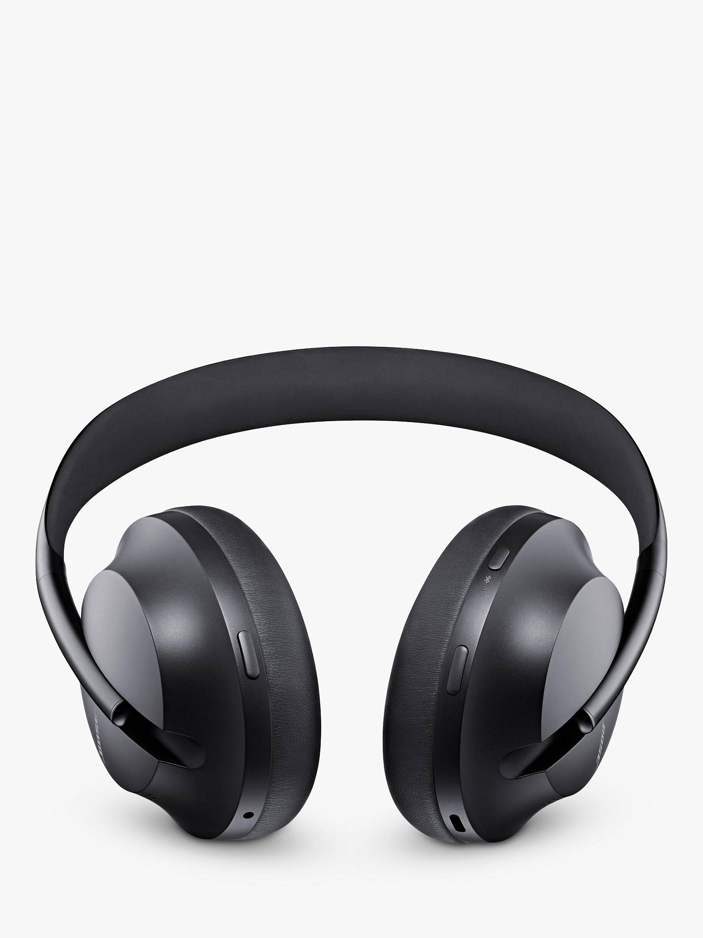 Buy Bose® 700 Noise Cancelling Over-Ear Wireless Bluetooth Headphones with Mic/Remote, Black Online at johnlewis.com