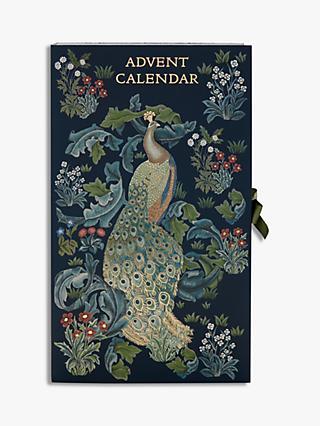 Advent Calendars Wooden Advent Calendar John Lewis Partners