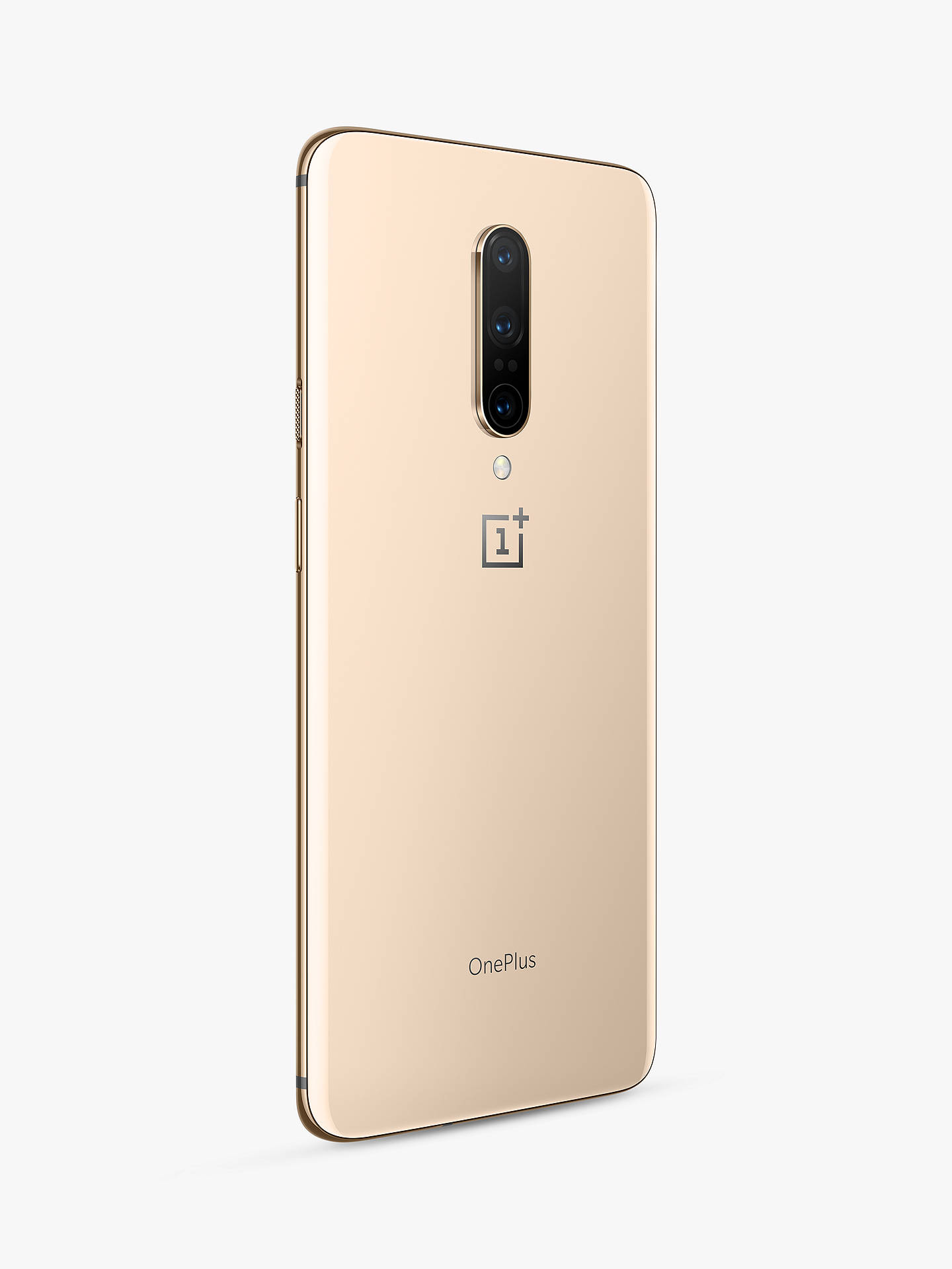 "Buy OnePlus 7 Pro Smartphone, Android, 6.67"", 4G LTE, SIM Free, 8GB RAM, 256GB, Almond Online at johnlewis.com"