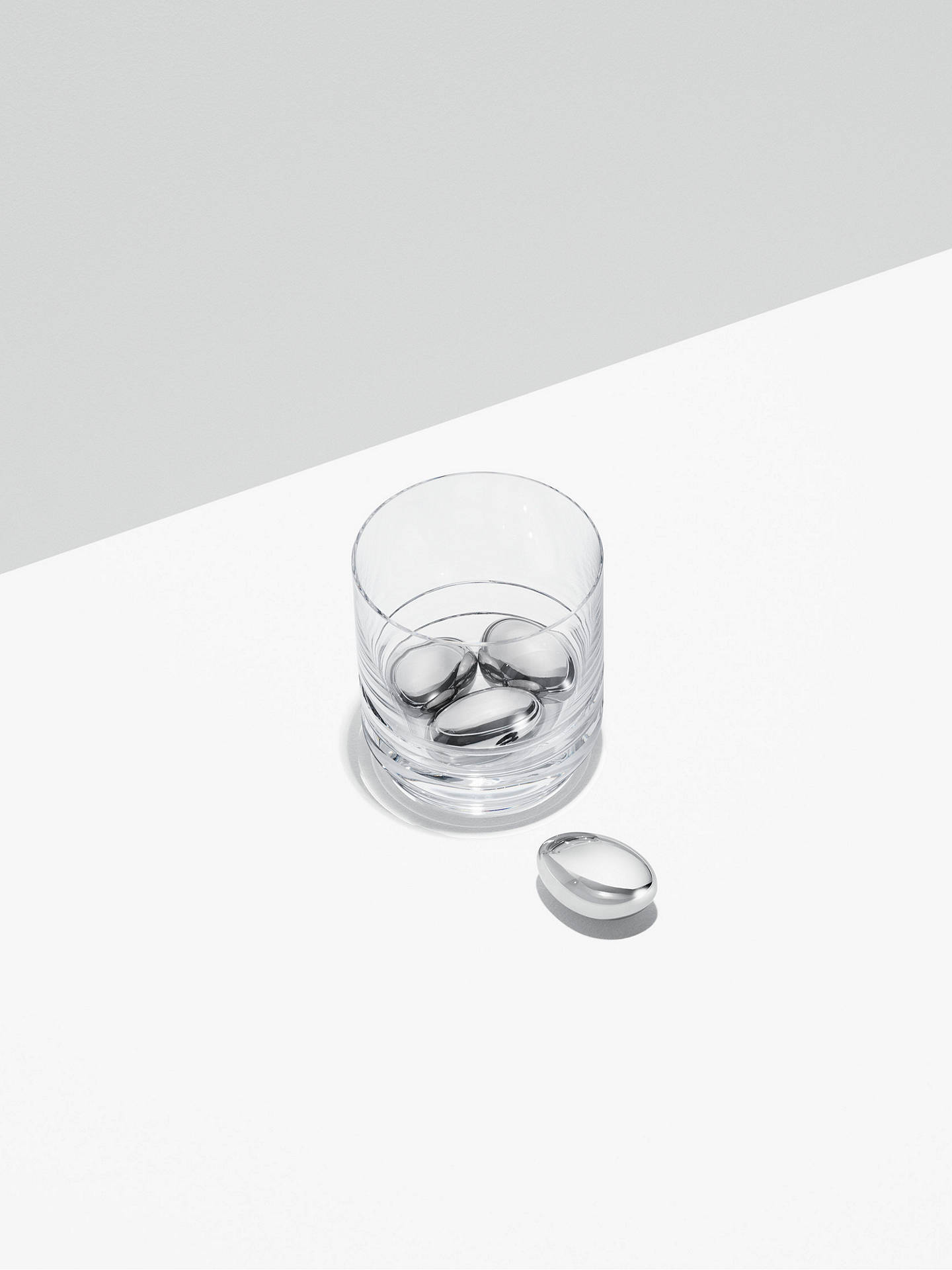 Buy Georg Jensen Sky Ice Cubes, Set of 4 Online at johnlewis.com