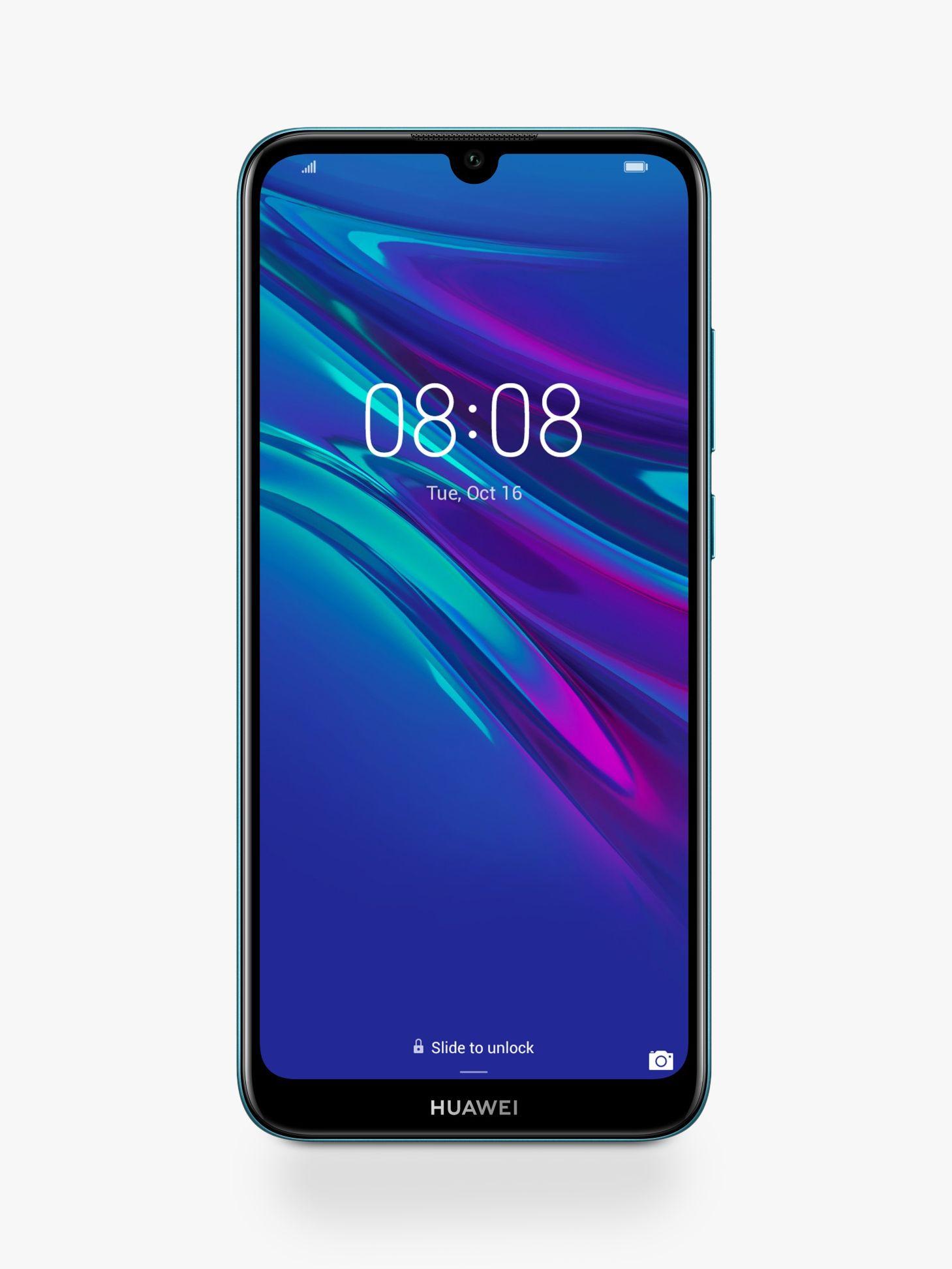"Huawei Huawei Y6 2019 Smartphone, Android, 2GB RAM, 6.09"", 4G LTE, SIM Free, 32GB"