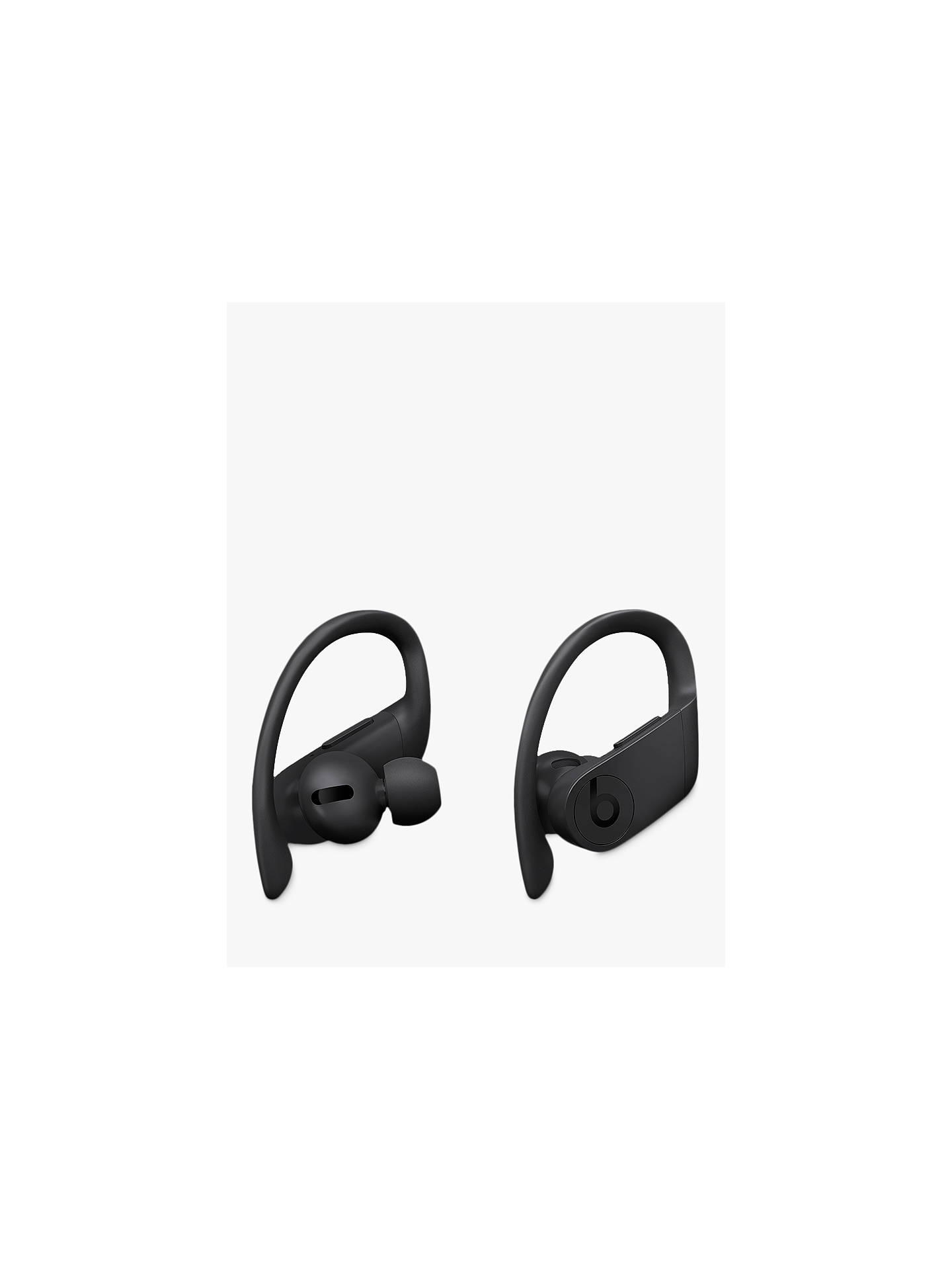 Buy Powerbeats Pro True Wireless Bluetooth In-Ear Sport Headphones with Mic/Remote, Black Online at johnlewis.com