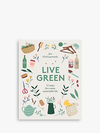 Allsorted Live Green Sustainable Year Book