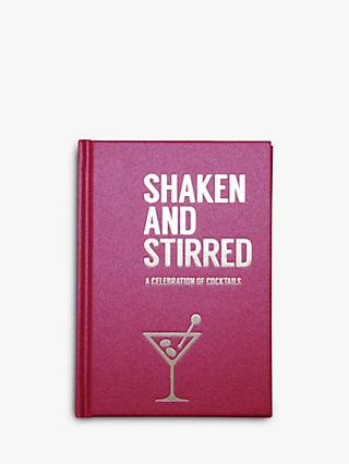 Allsorted Shaken & Stirred Cocktail Recipe Book