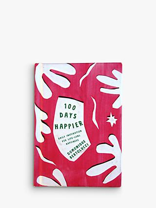 Allsorted 100 Days Happier Quote Book