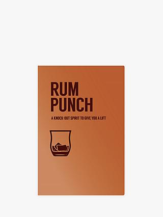 Allsorted Rum Punch Recipe Book