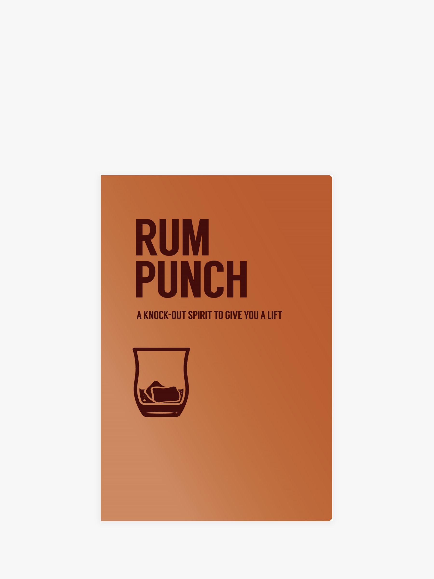 Allsorted Allsorted Rum Punch Recipe Book