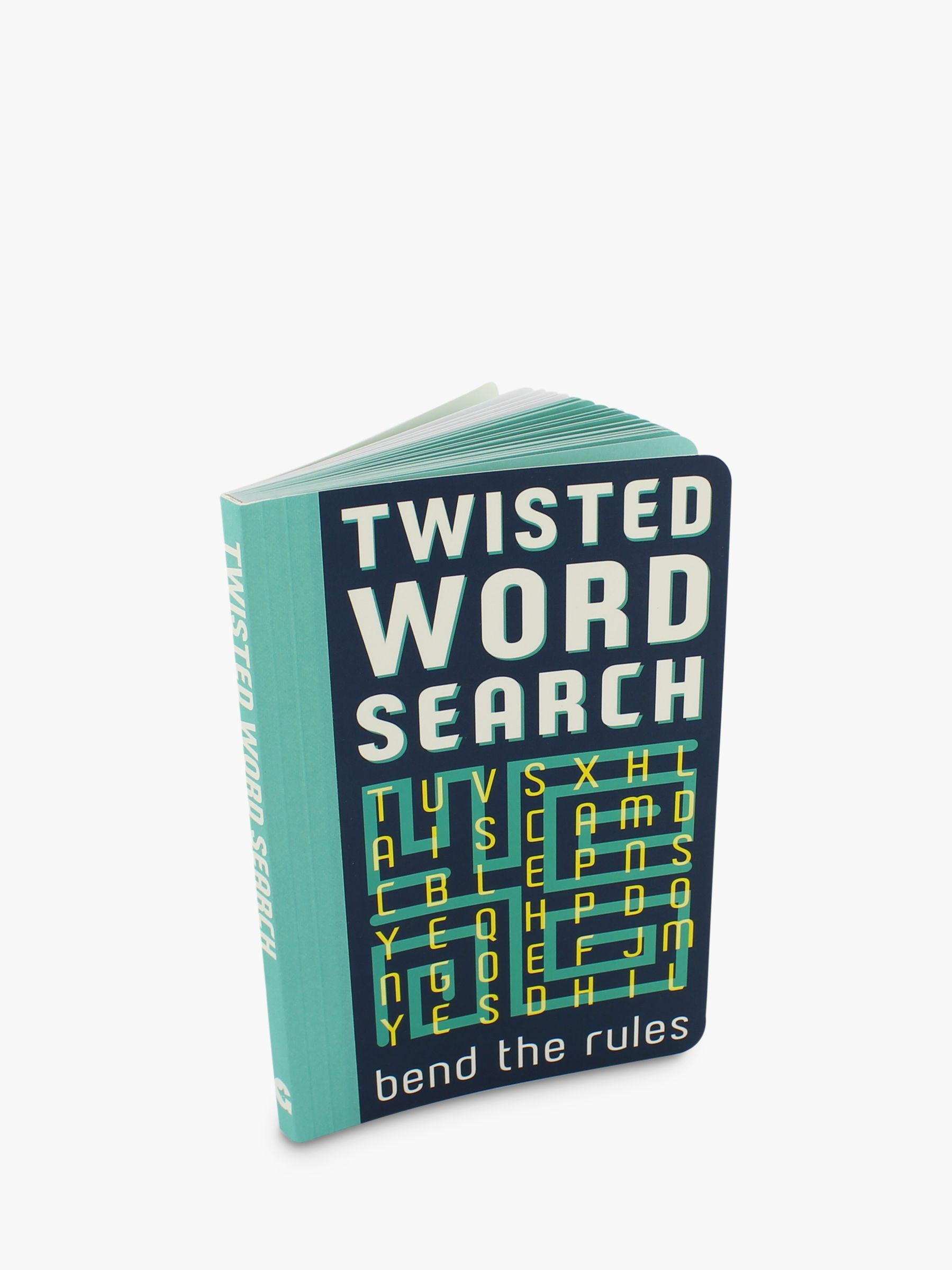Ginger Fox Ginger Fox Twisted Wordsearch Book