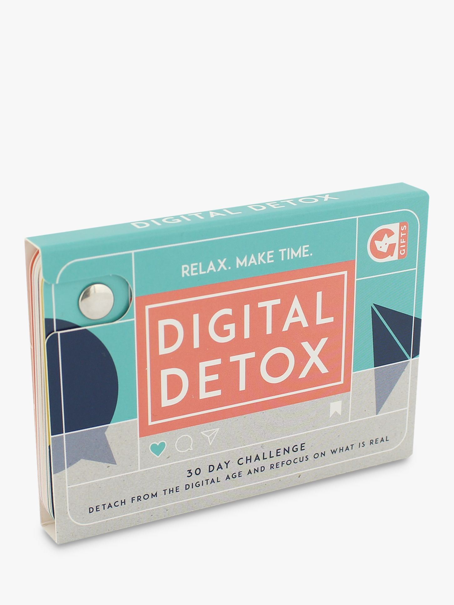 Buy Ginger Fox 30 Day Digital Detox Cards Online at johnlewis.com