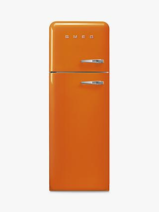 Smeg FAB30L Freestanding 70/30 Fridge Freezer, A+++ Energy Rating, Left-Hand Hinge, 60cm Wide